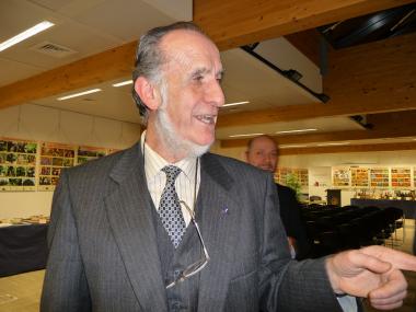 Professor Elvio Bellini